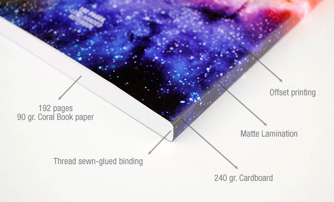 Leftybook A5-Size Technical Specifications