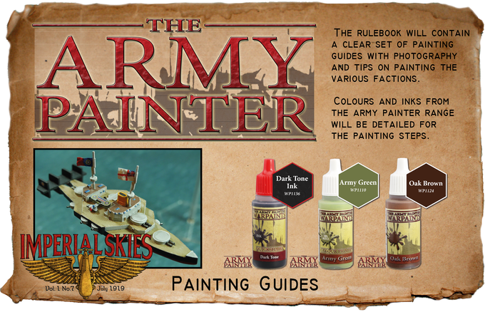 Army Painter Painting Guide