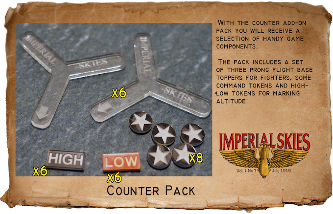 Counter pack