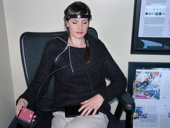 Director of Client Services, Sonya Crittenden Using the B-2 Prototype