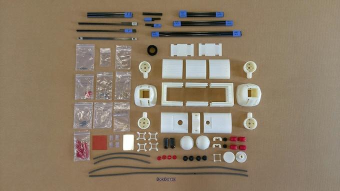 BBCopter Full Frame Kit
