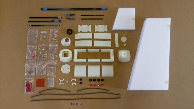 BBPlane Full Frame Kit