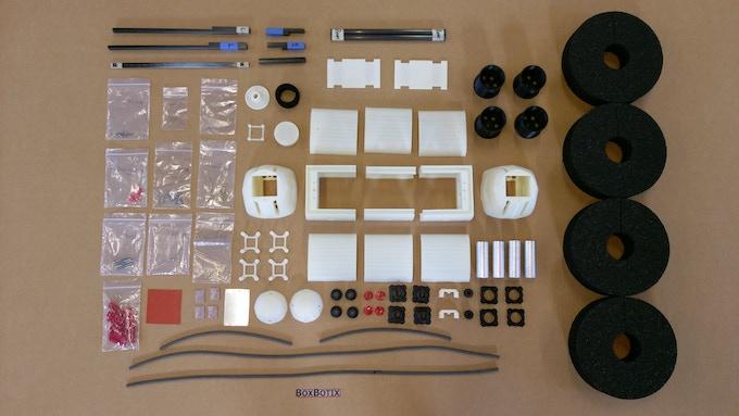 BBRover Full Frame Kit
