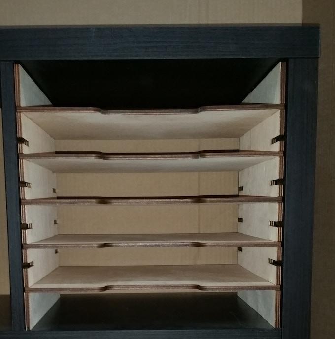 ikea hack for kallax and expedit shelf units by christopher urinko kickstarter. Black Bedroom Furniture Sets. Home Design Ideas
