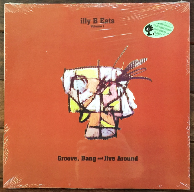 Groove, Bang ... drum break LP