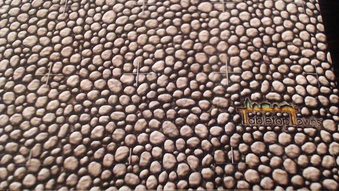 Cobblestone - detail