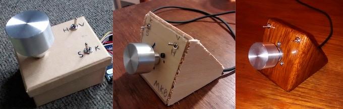 Early prototypes