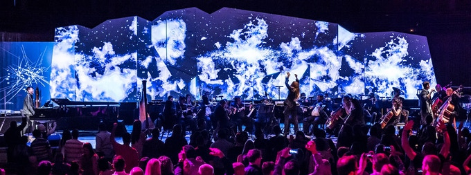 Eimear Noone Conducting, BT's Electronic Opus