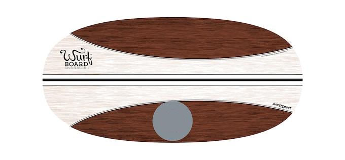 Small Wurf Board prototype art