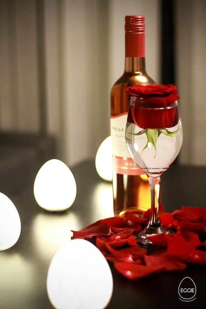 Let the light shine through your romance