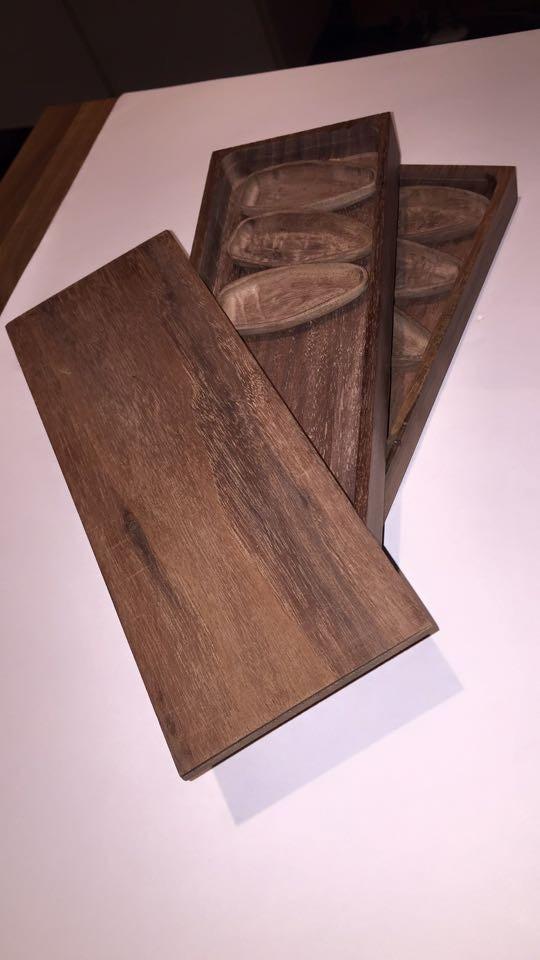 The HIRÞ WOOD Box (Prototype)