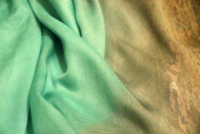 Silk blend: 15%silk / 85%modal