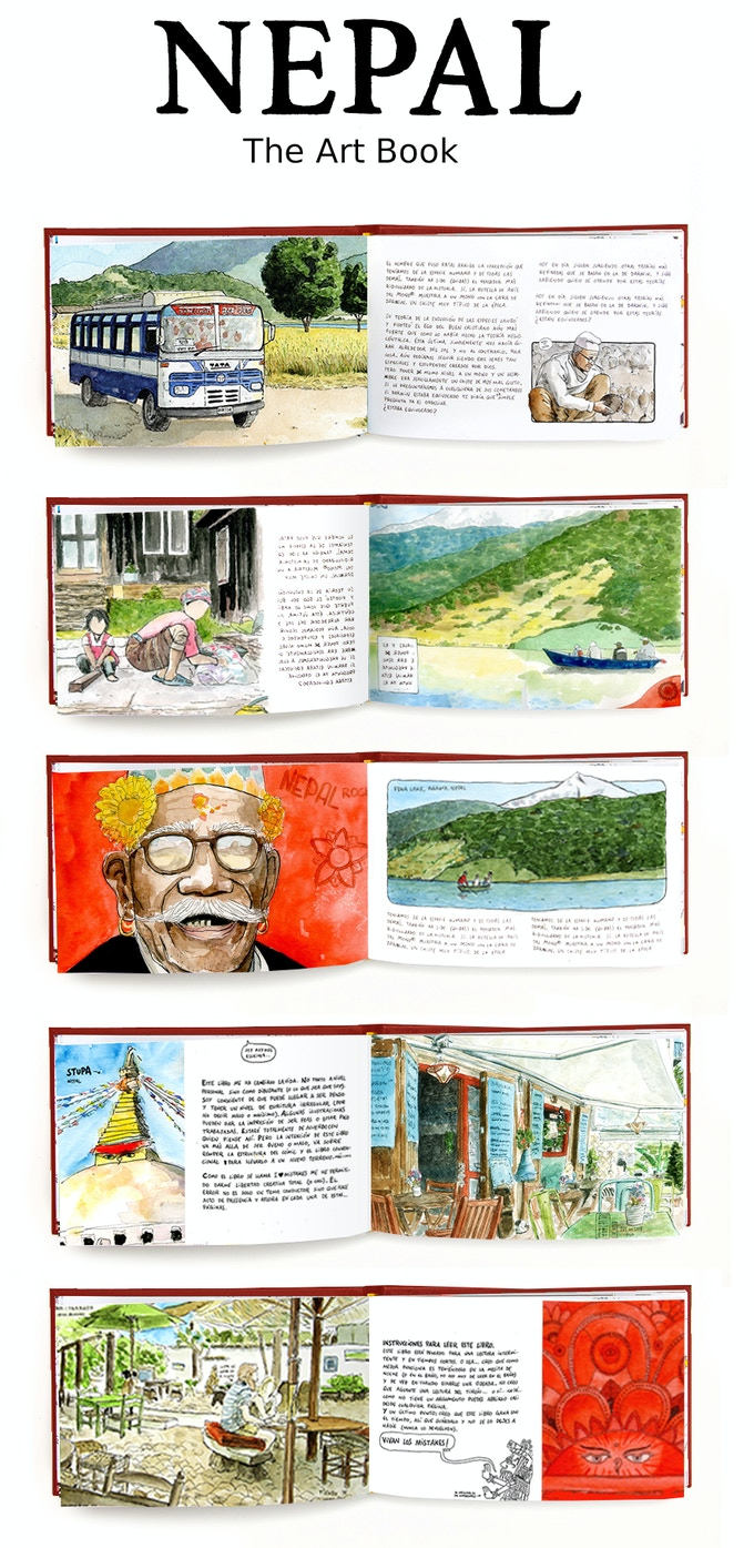 A Book Halfway Between An Art Book, A Travel Guide And A Souvenir