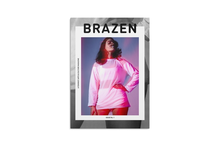 Brazen Magazine is a feminist arts and culture magazine that celebrates and embraces the impact of women on today's culture.
