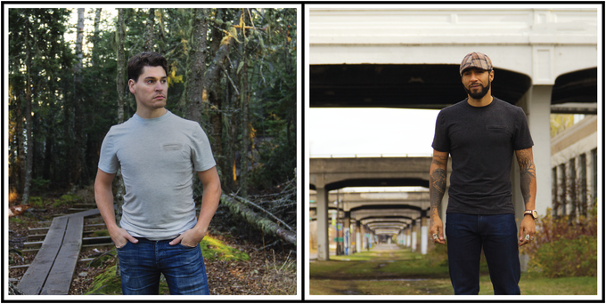 Transition from nature to urban life easily with this elevated T