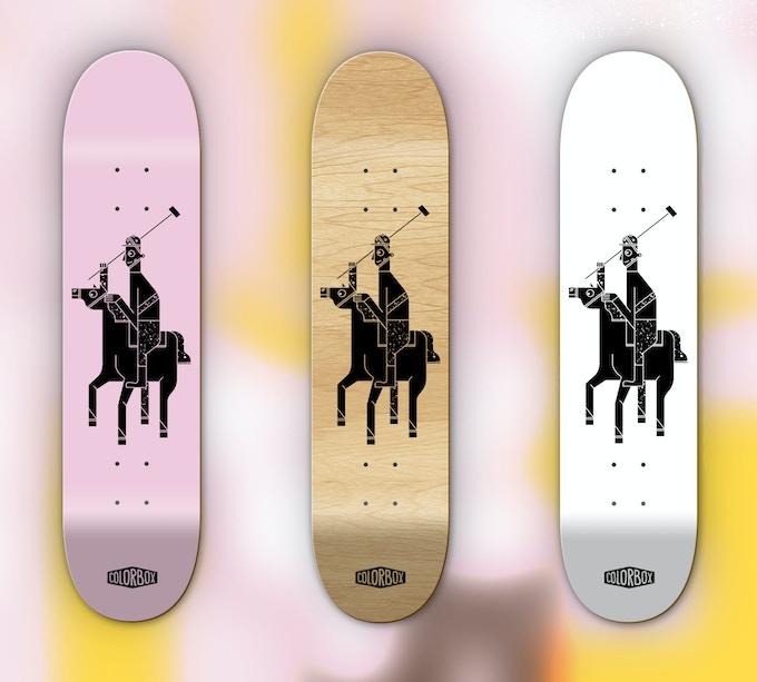 """""""Polo board"""" by Baksteen B"""
