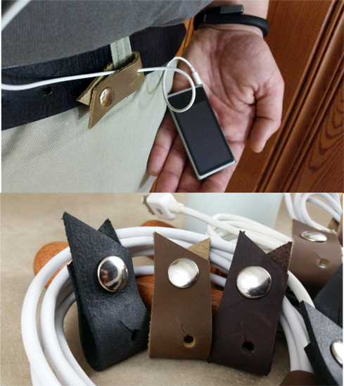 When listening to your iPod you can attach the Keeper to a belt loop. This will keep your iPod from gently dropping on the floor and cracking