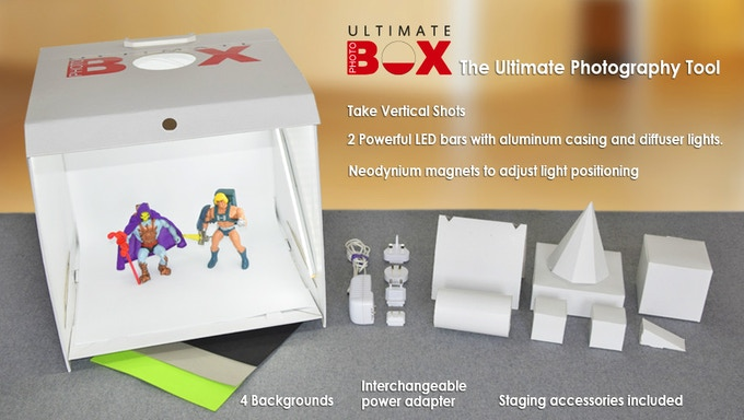 Prototype Ultimate Photobox Kit