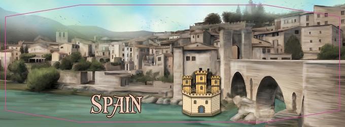 Spanish Old World