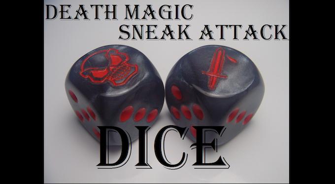 Sneak Attack and Death Magic