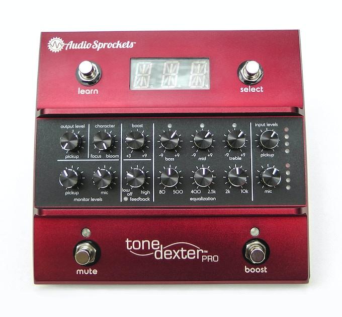 ToneDexter's Controls