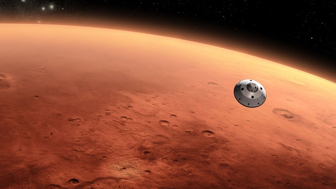 The first rock opera to include sound effects from Mars