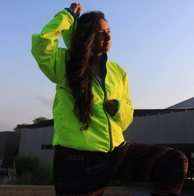 Laura Rojas, Bogotá Cycling Activist