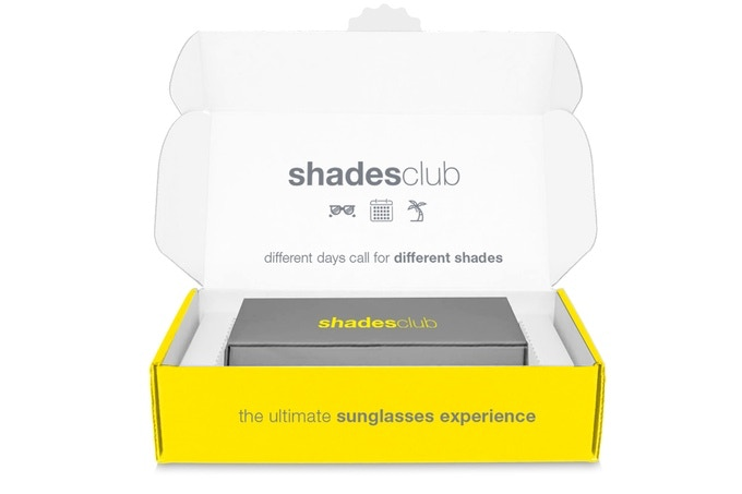 shadesclub™ - The World's First Subscription Box for Sunglasses!