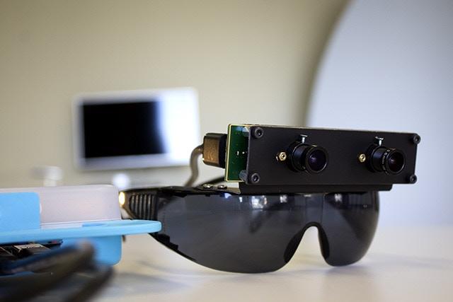 Hardware development prototype.