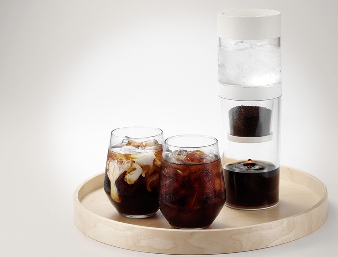 Dripo 3 In 1 Travel Iced Drip Coffee Maker Amp Tumbler By