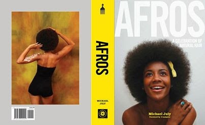 This is a 450 page lifestyle  & coffee table book that captures the spirit and diversity of Afros & natural hairstyles today. Photographs based on the book is currently doing an exhibition tour at museums & galleries around the world.