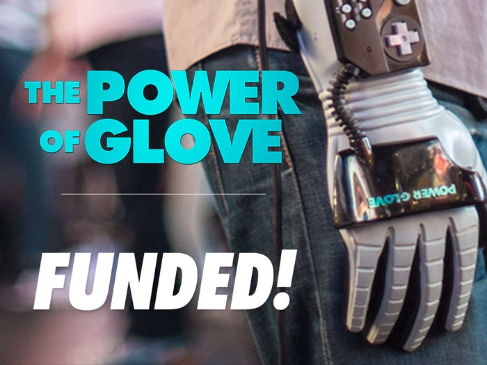 A documentary about the Power Glove: the world's most notorious video game controller.