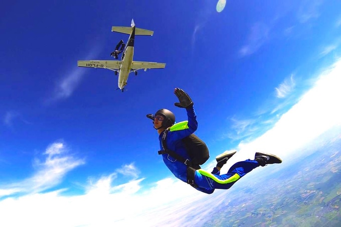Fraser - Test Pilot & Drone Technician