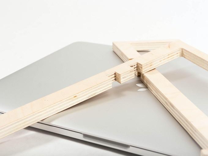 Poise A Laptop Stand By Nick Greenen Kickstarter