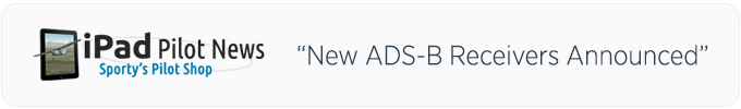 """""""(Bad Elf) announced last week that they are expanding into the portable ADS-B market, with plans to develop two new models."""""""