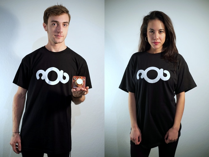 nOb T-shirts available for men & women!