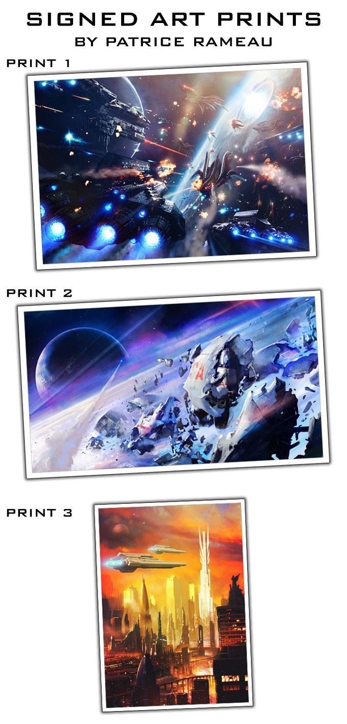 Dropfleet Commander By Hawk Wargames Kickstarter