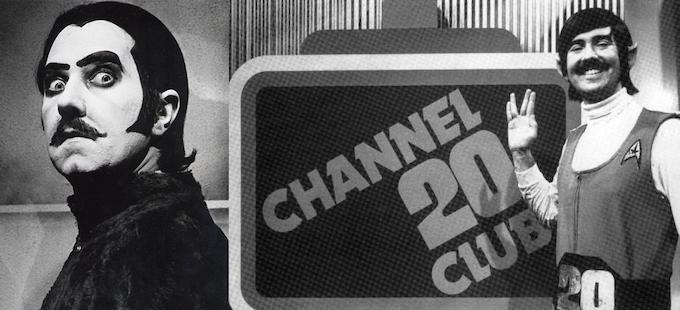 Dick Dyszel as Count Gore & Captain 20