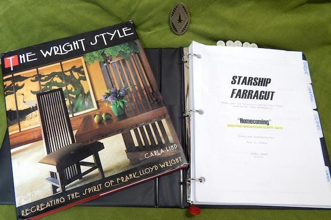 Frank Lloyd Wright - Timeless Design, Appropriate for Star Trek