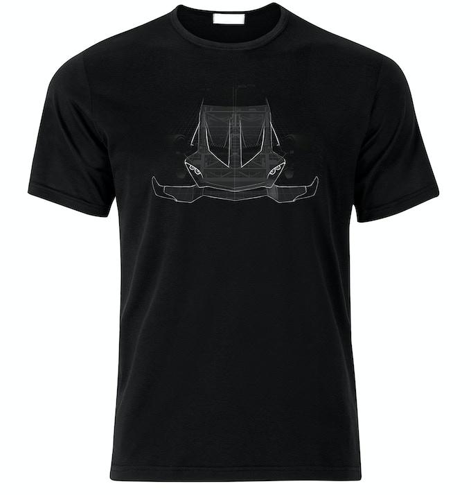 Specter Motor Works T-shirt Design 2 of 3