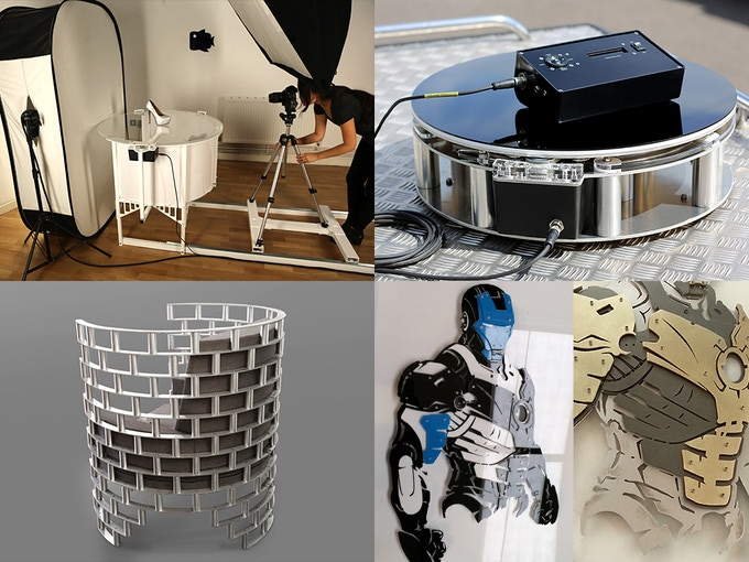This is a small selection of work produced in our studio and workshop