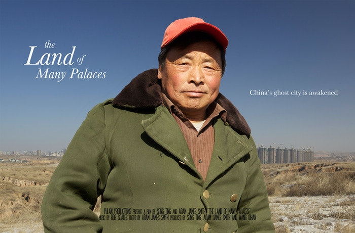 """China's ghost city is awakened by an influx of new residents in """"The Land of Many Palaces"""". A film by Song Ting and Adam Smith."""