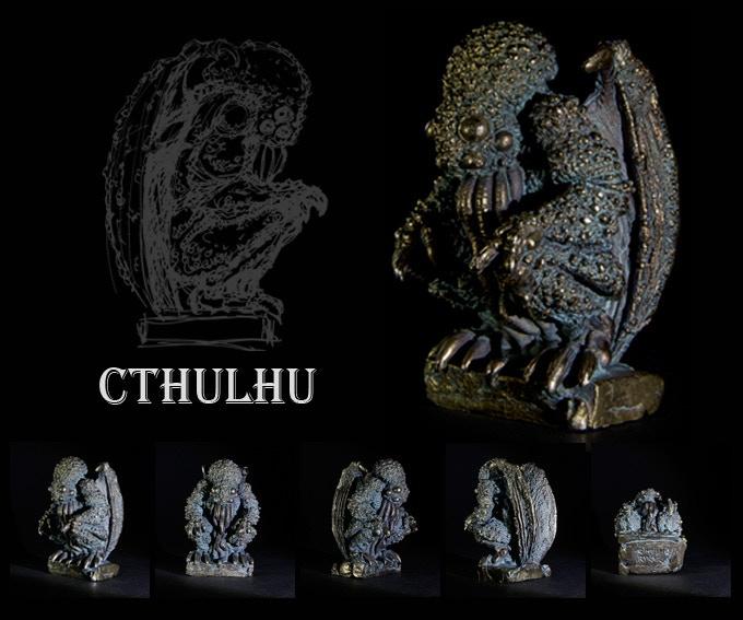 2-Cthulhu bronze
