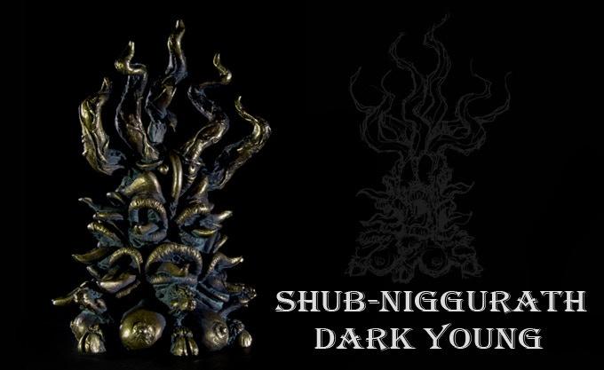 3-Shub-Niggurath bronze