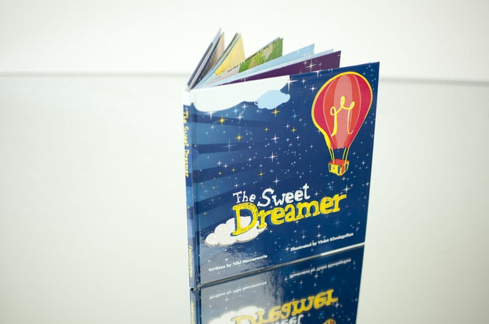 An inspired introduction to The Dreamer - that creative, wild part of us who reminds adults and children to play & think outside of the box!