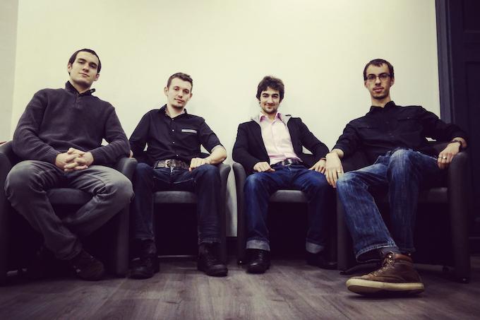4 cofounders of Vivoka