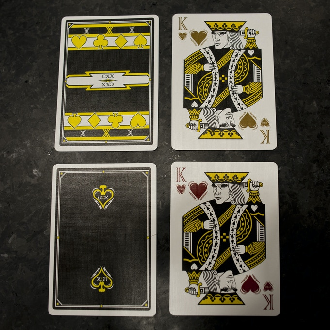 Important Quotes From Into Thin Air With Page Numbers: Disturb Reality Playing Cards [LEFTOVERS] By Jarek 1:20