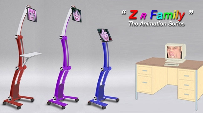 """Z R Family"" The Animation Series"