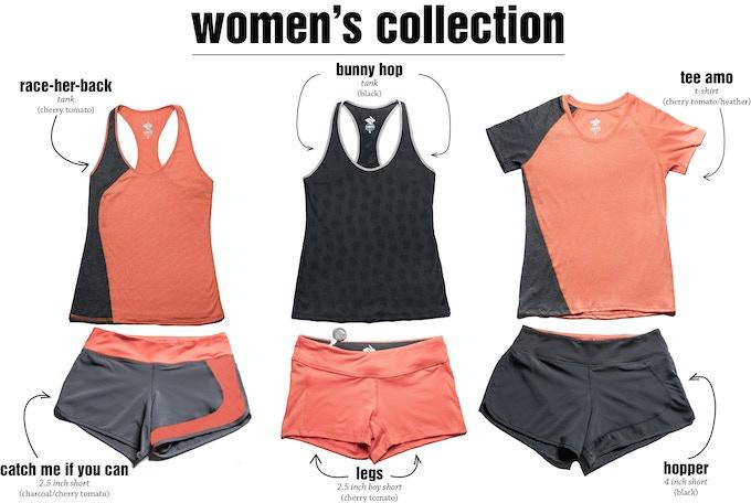 26991716958f0 Kickstarter of the Week: Rabbit running apparel (Made in the USA ...