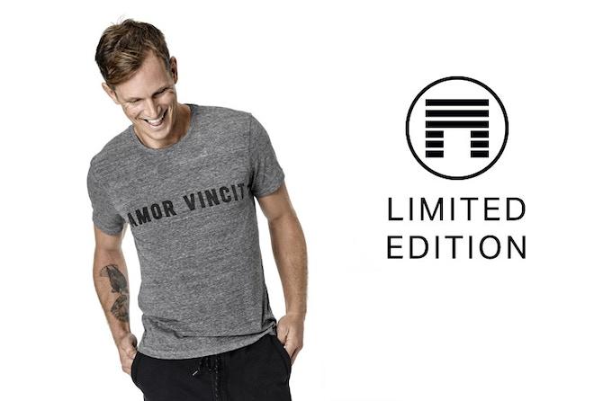 "Matuse T-Shirt ""AMOR VINCIT""ie. Latin for Love."